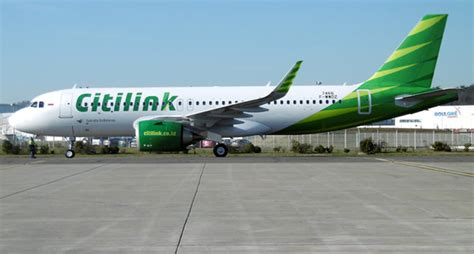 citilink airbus x livery garuda s citilink welcomes its first a320neo airways