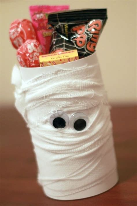 Mummy Toilet Paper Roll Craft - the world s catalog of ideas