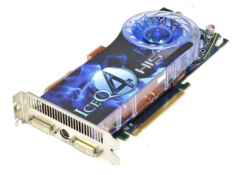Vga Hd 4850 His Hd 4850 Iceq 4 1gb 256bit Gddr3 Pcie