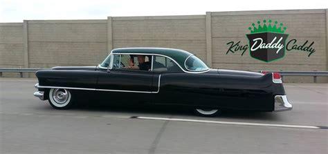 55 Cadillac Coupe 55 Coupe Cadillac