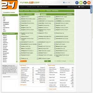 Www Livescore Table by Futbol24