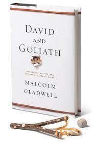 libro david and goliath underdogs rese 241 a de libro david y goliat por malcolm gladwell auroratech