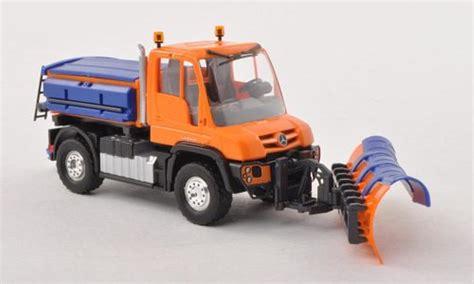 Diecast Replika Miniatur Merchedes 160 mercedes unimog u430 winterdienst orange busch diecast model car 1 87 buy sell diecast car on