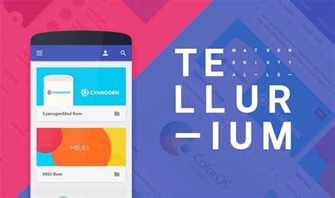 adsense xenforo tellurium material design xenforo style free download