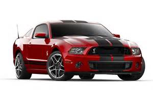 2014 ford shelby gt500 delivers 662 horsepower