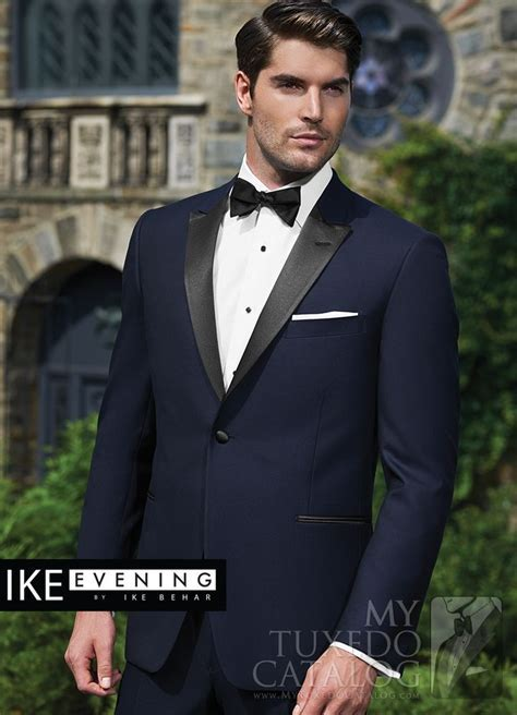 19 best In Style   Blue Tuxedos & Suits images on Pinterest