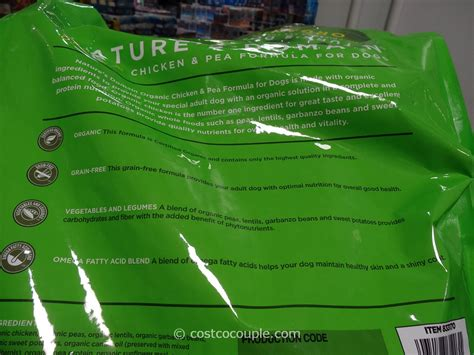 nature s domain food review costco kirkland food ingredients images