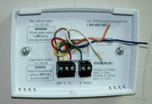 7 best images of red and white wires for thermostat