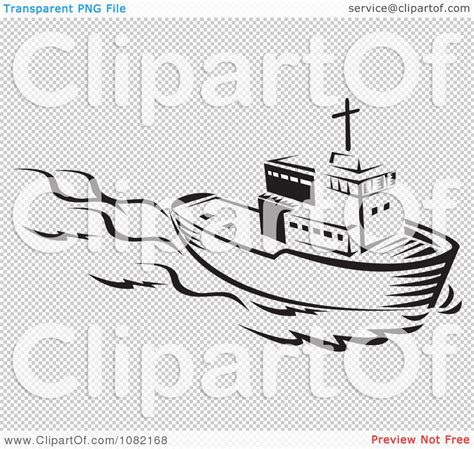 tugboat tattoo designs clipart retro black and white tug boat royalty free