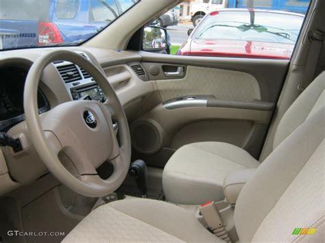2007 Kia Interior 2007 Kia Sportage Lx V6 4wd Interior Photo 38066120