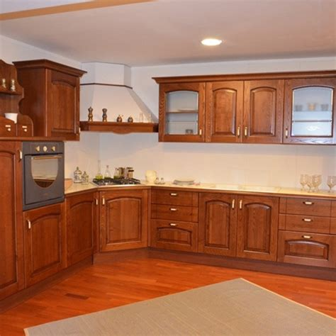 legno in cucina cucina in legno massello 4790 cucine a prezzi scontati