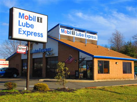 mobil lube mobil 1 lube express change car repair services