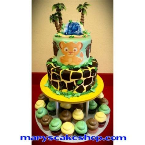 King Baby Shower Cupcakes by King Baby Shower Cake And Cupcakes Cake Ideas