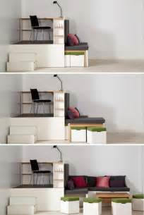 prototype to reality space saving bedroom set