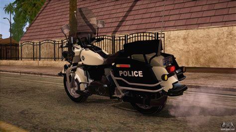 Motorrad Tuning Gta 5 by Gta 5 Police Bike For Gta San Andreas