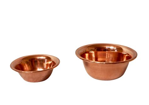 Copper Aromatherapy Bowl copper bowl only 11 7 cm diameter versatile