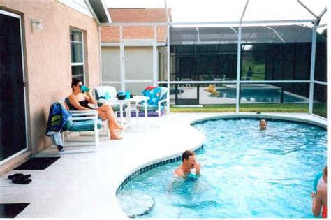 Rent House In Orlando With Pool Disney World Orlando Florida Vacation Rental Villa With