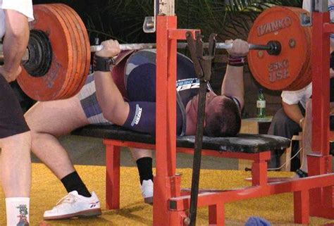 world record female bench press the european powerlifting federation