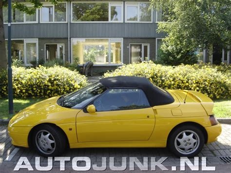 motor repair manual 1992 lotus elan security system lotus elan m100 convertible 1992 foto s 187 autojunk nl 30412