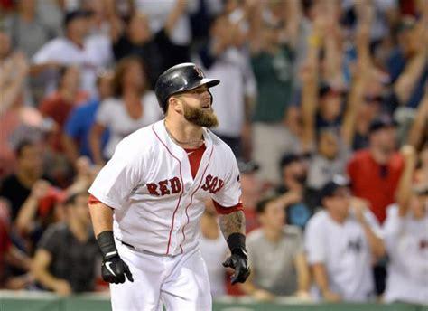 imagenes medias rojas de boston el jugador de los medias rojas de boston mike napoli