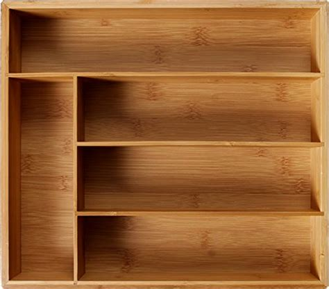 utensil organizer bamboo drawer organizer cutlery tray