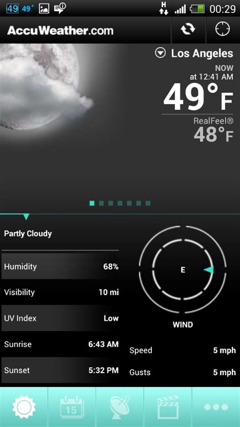 accuweather widgets for android accu weather android app review worth buying or not