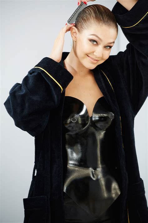 gigi hadid candice huffine the coveteur new pirelli 2015 calendar is nothing short of smoking hot