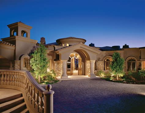 tuscan homes tuscan style home decor pinterest