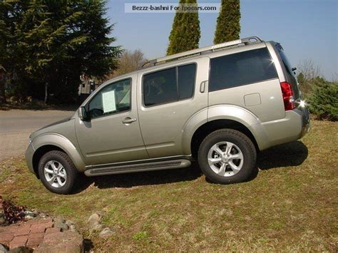 2012 nissan pathfinder 2 5 dci dpf 4x4 se 7 seater roof