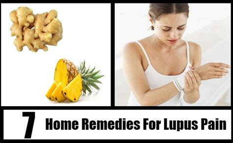 7 home remedies for lupus remedy