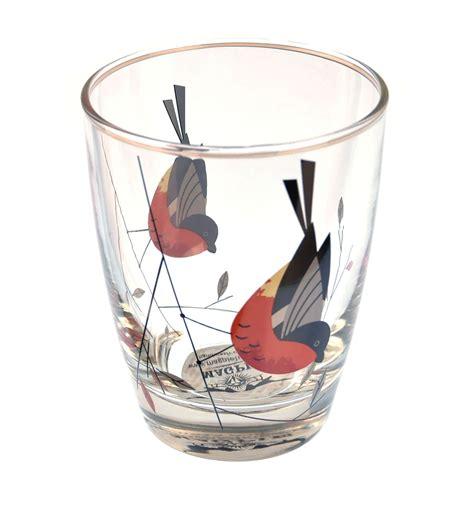 Tumbler Bird 1 Tumbler Tumbler birdy ii bullfinch glass tumbler by magpie ebay