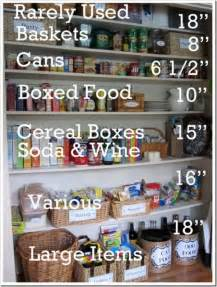 Food Pantry Shelving Ideas 25 Best Ideas About Building A Pantry On