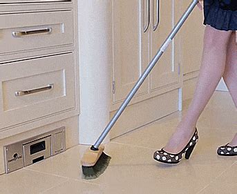 Sweepovac: An In Wall Vacuum That Eliminates The Need For