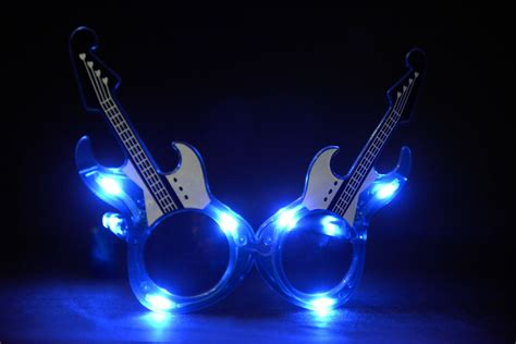 The Light Like A Guitar Only With Light by Buy Guitar Light Up Glases Madcaps The Shop