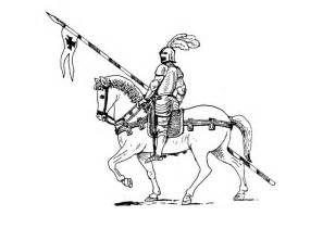 Coloriage Chevalier 224 Cheval Img 10656