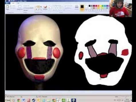 imagenes de fnaf para dibujar faciles el ni 241 o rata dibuja los animatronics de fnaf 2 youtube