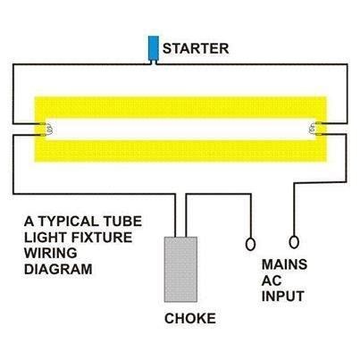 light fixture wiring diagram electronics knowledge
