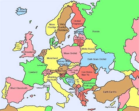 europe map with country names 40 maps that will help you make sense of the world