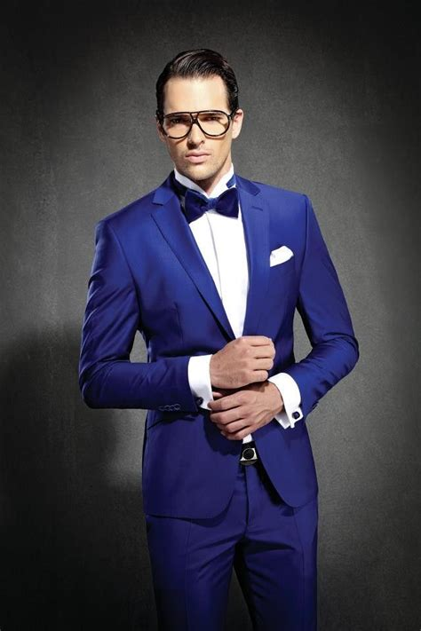 wearing a royal blue suit for wedding my wedding ideas i can so see caleb wearing this suit and those glasses