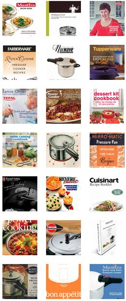 Pdf Pressure Cooking Library by Free Pressure Cooker Manual Recipe Booklet Library
