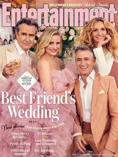 Julia Roberts and Cameron Diaz   My Best Friend's Wedding