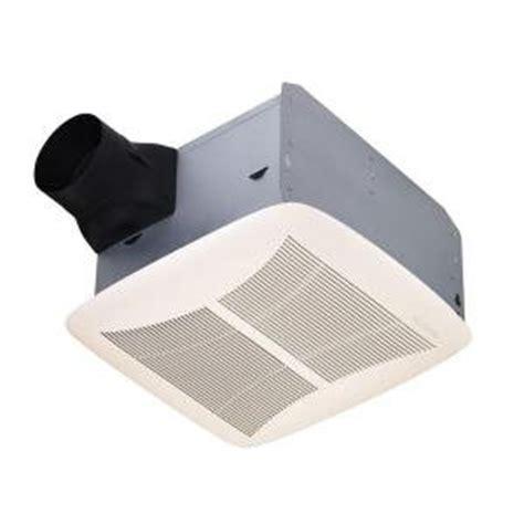 nutone bathroom fan cover nutone qtn110e ultra silent 110 cfm ceiling exhaust bath