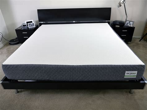 bed reviews ghostbed mattress review sleepopolis