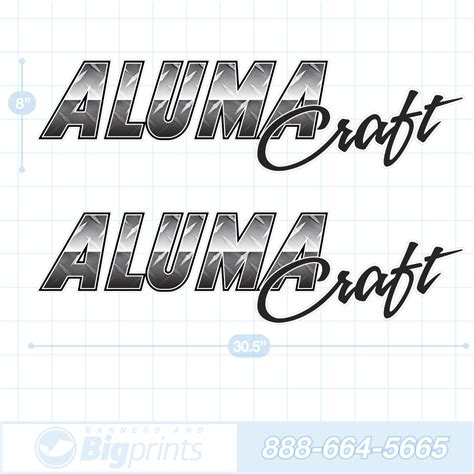 alumacraft boat decals alumacraft boat decals diamond plate metal gray sticker