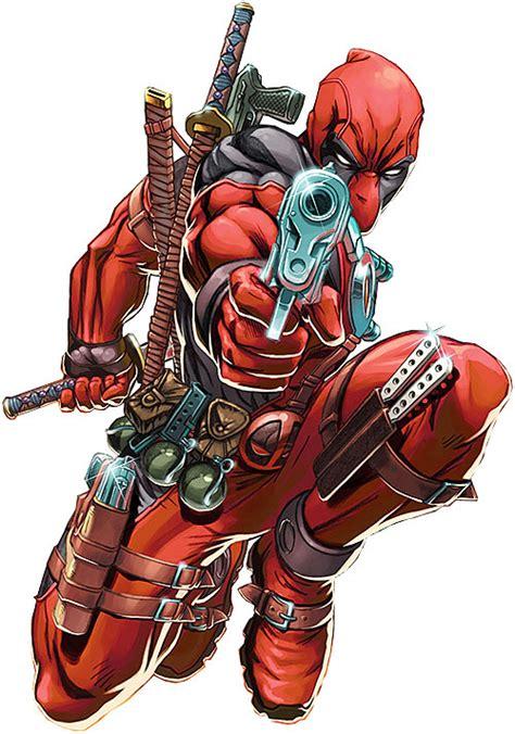 arsenal marvel deadpool carrying an arsenal marvel pinterest marvel