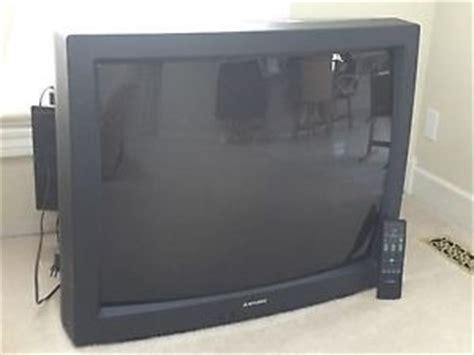 L For Mitsubishi Tv by Mitsubishi 40 Quot Tv Television Ebay