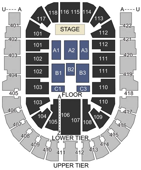 02 arena floor plan o2 arena seating chart and stage