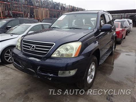 2005 Lexus Gx470 by Parting Out 2005 Lexus Gx 470 Stock 6351br Tls Auto