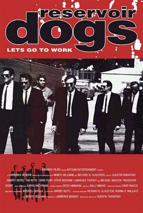 reservoir dogs poster 10 posters with terrible grammar