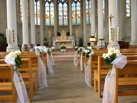 Decoration Mariage Eglise by D 233 Coration Mariage 233 Glise Recherche Decora 231 227 O